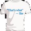 t-shirt logic